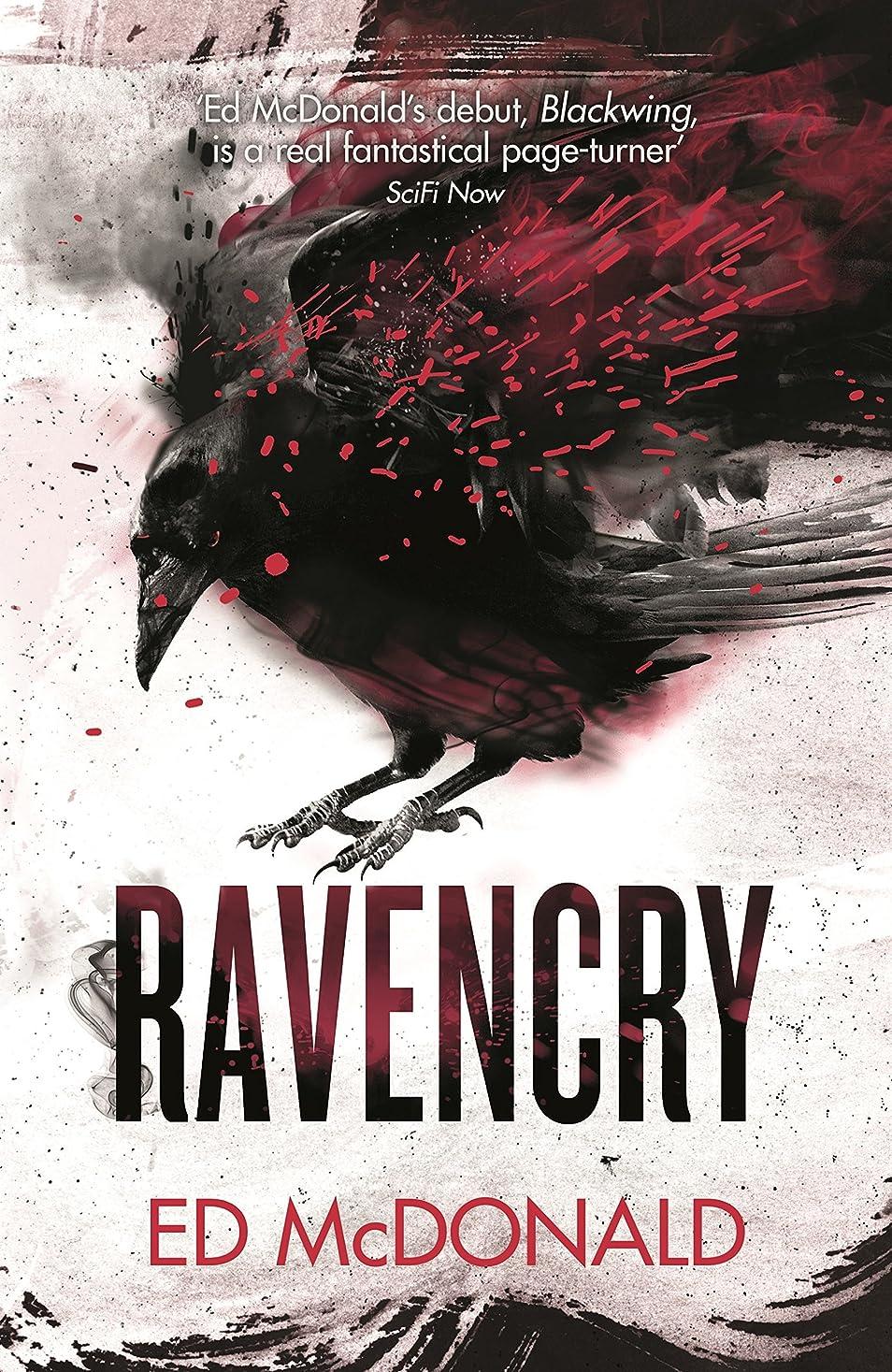 カート地理きれいにRavencry: The Raven's Mark Book Two (English Edition)