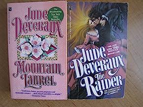 Jude Deveraux Mountain Laurel, The Raider (2 Paperbacks)