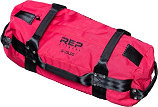 Rep Fitness Sandbags - Heavy Duty Workout Sandbags for Training, Cross-Training Workouts, Fitness, Exercise and Military Conditioning - Multiple Sizes and Colors