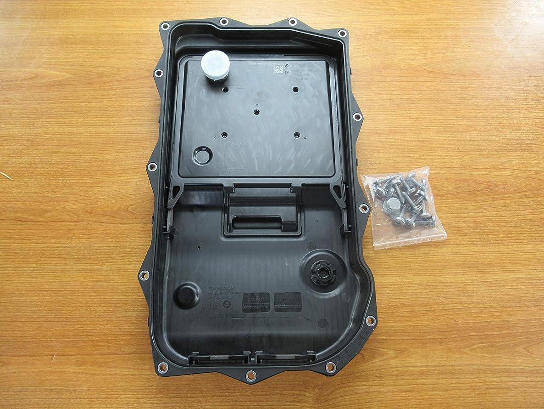 Dodge Ram Jeep Transmission Fluid Pan & Filter Combination Mopar OEM