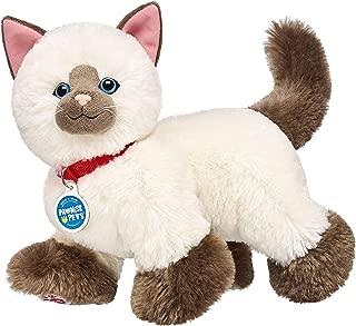 Build A Bear Workshop Promise Pets Ragdoll Kitty