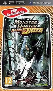 Monster Hunter Freedom Unite (PSP) UK Edition