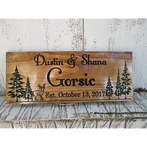 Personalized Camping Signs Amazoncom