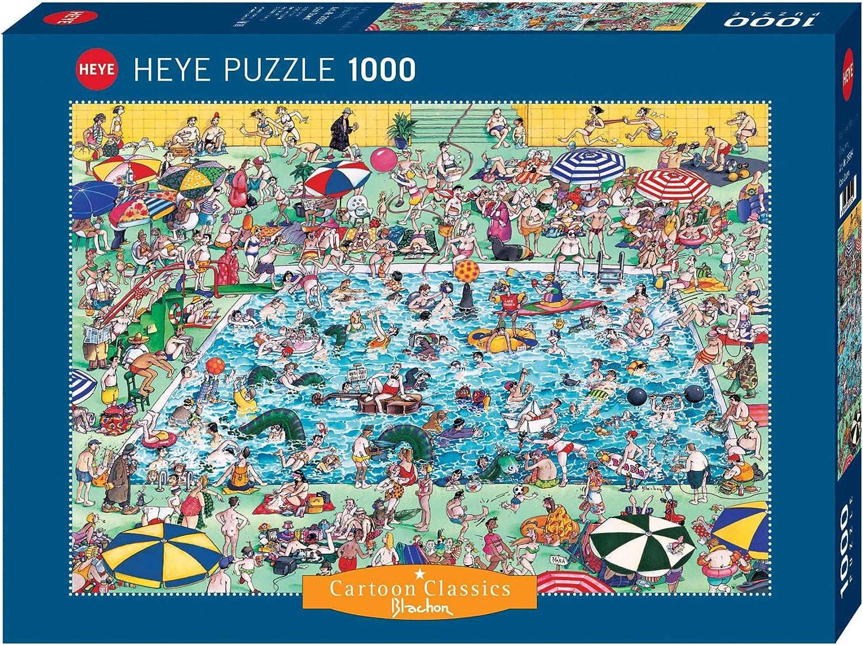 Heye Fashionable Tulsa Mall HY29904 Jigsaw Multicoloured Puzzle