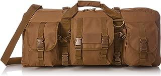 NcSTAR VISM Deluxe AR & AK Pistol & Subgun Gun Case with 3 Accessory Pockets