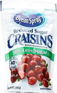Craisins Reduced Sugar Dried Cranberries, 5 oz