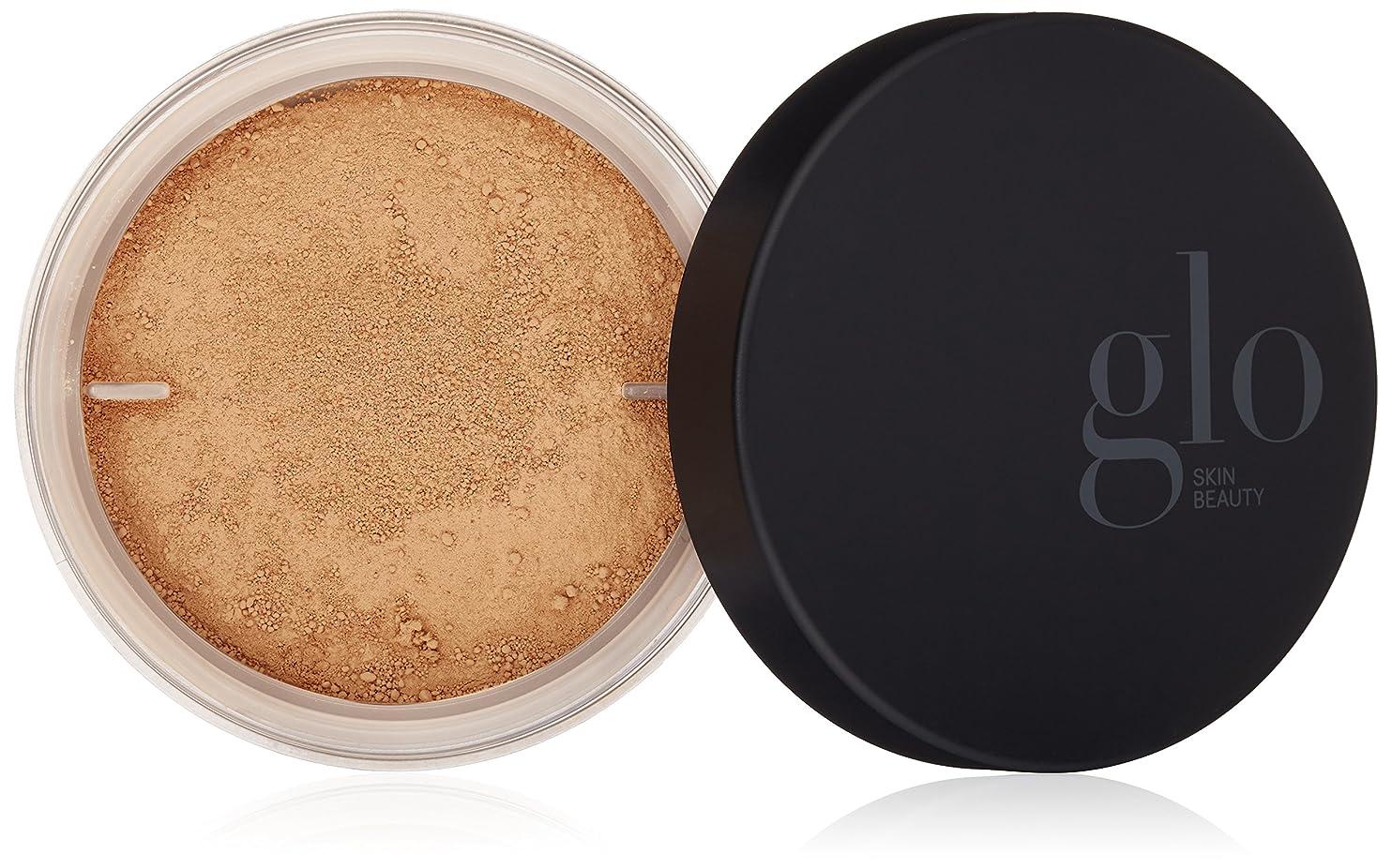 ピカリングピンク刃Glo Skin Beauty Loose Base (Mineral Foundation) - # Honey Medium 14g/0.5oz並行輸入品