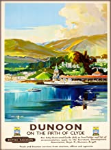 A SLICE IN TIME Dunoon On The Firth of Clyde British Railways Scotland Scottish United..