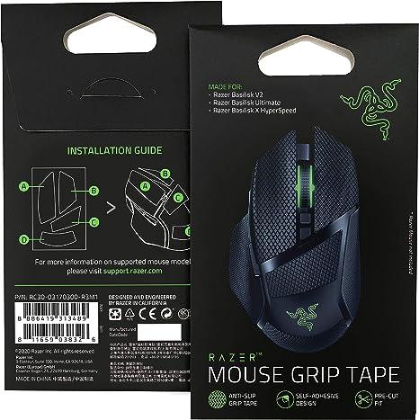סרט אחיזה לעכבר Razer - עבור Razer Basilisk Ultimate/Basilisk - RC30-03170300-R3M1