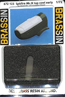 1:72 Eduard Brassin Spitfire Mkix Top Cowl Early