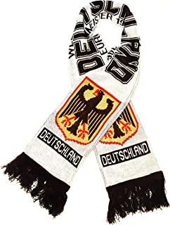 Germany National Soccer Team - Premium Fan Scarf,Ships from USA