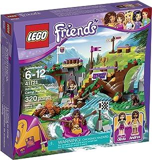 LEGO Friends Adventure Camp Rafting Kit (320 Piece)