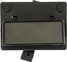 Dorman 77498 Exterior Door Handle for Select Cadillac / Chevrolet / GMC Models, Black