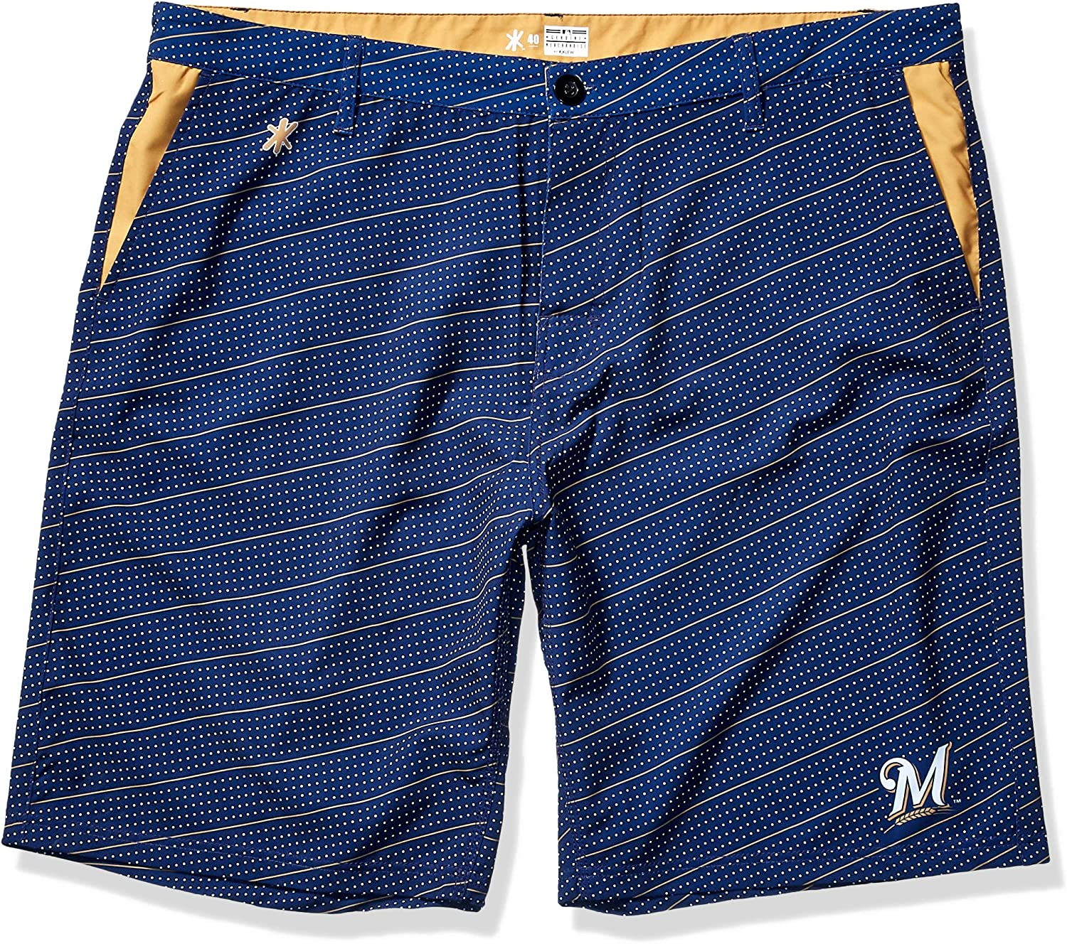 FOCO MLB A surprise price is realized Men's Ranking TOP12 Shorts Walking Dots