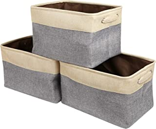 Best coral fabric bins Reviews