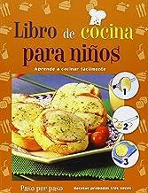 Libro de Cocina Para Ninos (Mini Chefs) (Spanish Edition)
