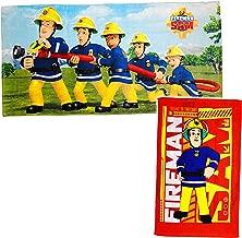Disney Mickey Mouse incl 70 cm * 140 cm alles-meine.de GmbH Strandtuch // Badetuch M/ädchen .. Handtuch Name Frottee // Velours Surfbrett /& Wellen 100 /% Baumwolle