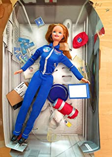 Space Camp Barbie 1998 by Mattel
