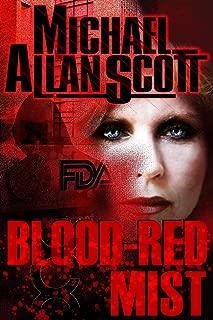 Blood-Red Mist: A Jena Halpern Thriller (The Jena Halpern Mysteries Book 2)