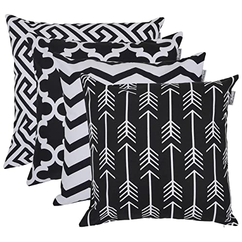 Accent Pillows for Black Sofa: Amazon.com