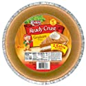 Keebler Ready Crust, Pie Crust, Graham Cracker, 10-inch, No-Bake, Ready to Use, 9 oz