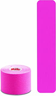 Mueller Sports Medicine Kinesiology Tape I-Strip Roll (20 Strips)