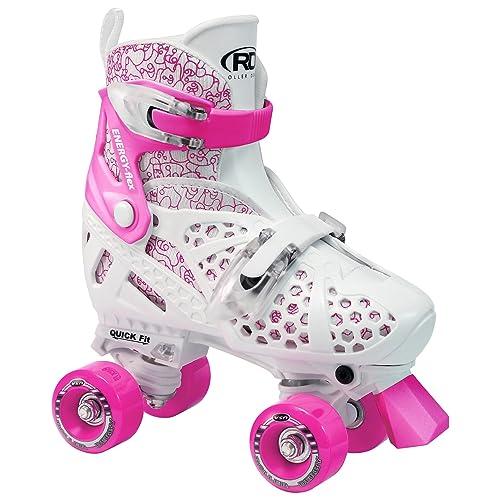 Roller Derby Girls Trac Star Adjustable Roller Skate