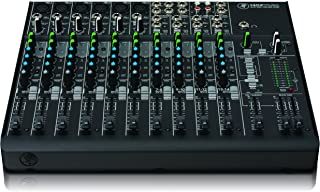 Mackie 1402VLZ4, 14-channel Compact Mixer with High Quality Onyx Preamps