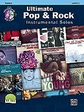 Ultimate Pop & Rock Instrumental Solos: Trumpet, Book & CD (Ultimate Pop Instrumental Solos Series)