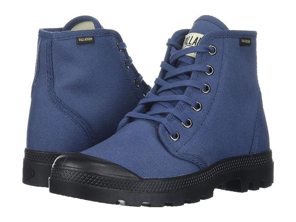Palladium Pampa Hi Originale (Indigo/Black) Lace-up Boots