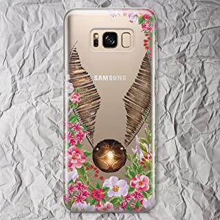 Harry Potter For Samsung Galaxy S10 S9 S8 Plus S10e Phone Case Golden Snitch S7 S6 Edge Plus Note 9 8 5 4 S5 Merchandise Gifts Print Cell Clear Silicone Cover