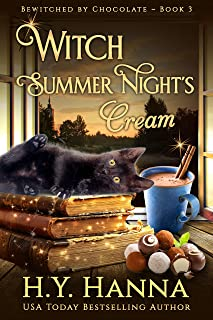 Witch Summer Night's Cream (BEWITCHED BY CHOCOLATE