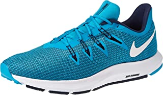 Nike NIKE QUEST, Men's Running Shoes, Blue (Blue Lagoon/White-Midnight Navy 404)