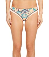 Maaji - Flower Power Chi Chi Cut Bottom