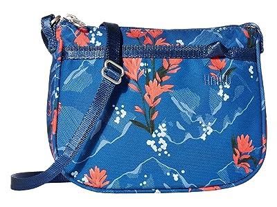 Haiku Lark (Paintbrush Print) Handbags