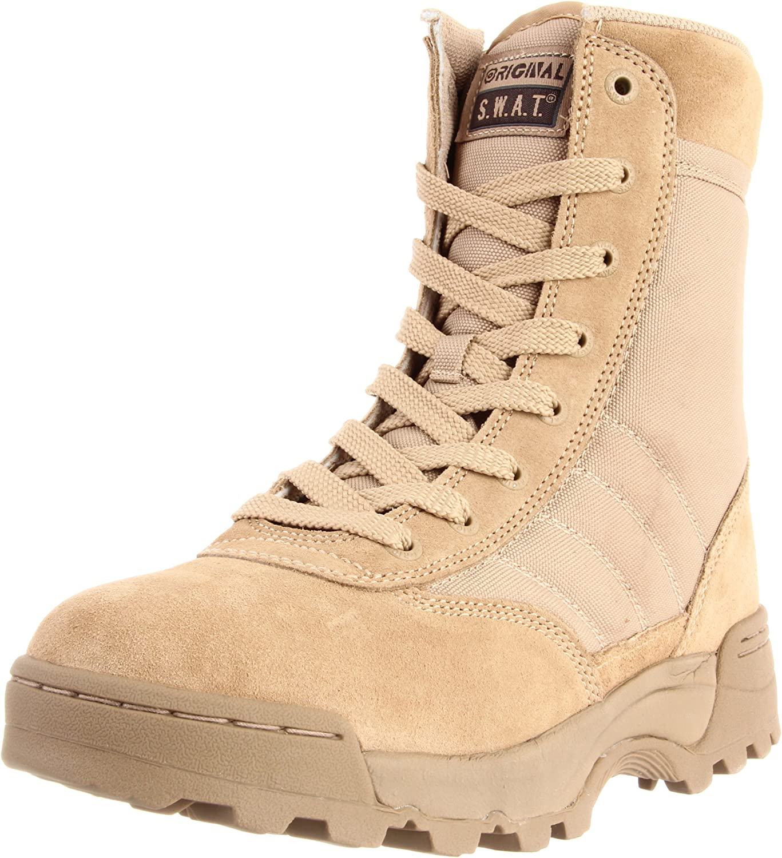 Original S.W.A.T. Men's Classic favorite Max 87% OFF 9 Tactical T Boot Side-zip Inch