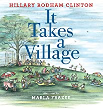 it takes a village book by hillary clinton