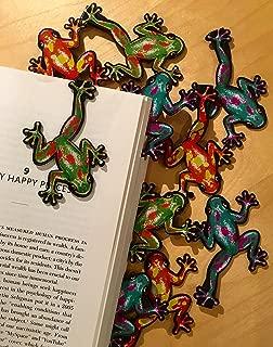 Frog Bookmarks (Set of 10)
