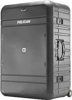 Pelican Elite Luggage   Vacationer with Enhanced Travel System (EL30-30 inch) - Grey/Black