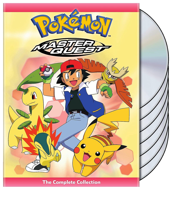Elegant Pokemon Master Quest- Coll Complete DVD 5% OFF