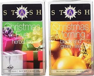 Stash Tea Christmas Teas Gift Set, 2.1 Ounce