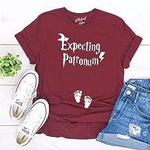 Expecting Patronum/Funny Pregnancy Announcement Shirt/Unisex Shirt Graphic Tee