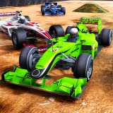 Real Formula Car Crash Demolition Derby: Extreme Racing 3D