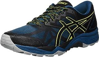 ASICS Men's Gel-Fujitrabuco 6 Road Running Shoes, Grey (Deep