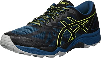 ASICS Gel-Fujitrabuco 6, Chaussures de Trail Homme, Turquoise ...