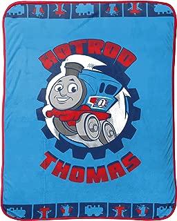 Thomas the Tank Engine Go Go Fleece Throw