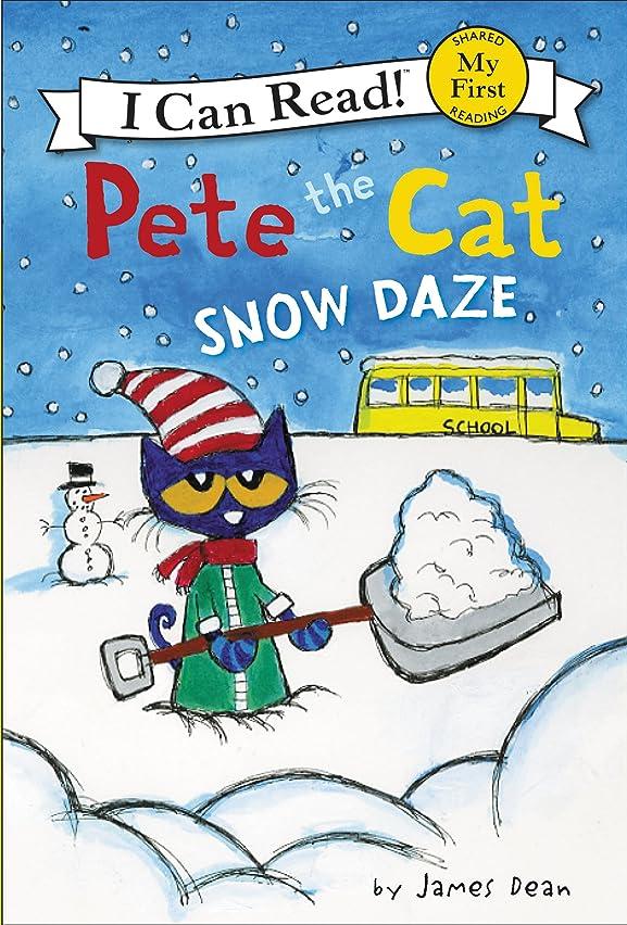 証明書オートそれに応じてPete the Cat: Snow Daze (My First I Can Read) (English Edition)