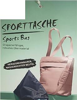 Tchibo TCM Damen Sporttasche mit Nassbeutel Sport Tasche