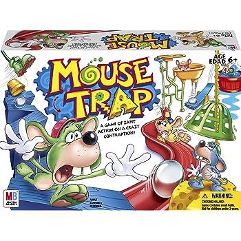Mouse Trap - Juego de mesa (exclusivo de Amazon)