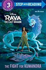 The Fight for Kumandra (Disney Raya and the Last Dragon) (Step into Reading) Paperback